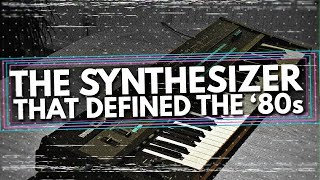 Download Yamaha DX7 - The Synthesizer that Defined the '80s Video