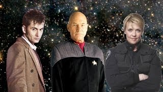 Download Top 10 Sci-Fi Television Series Video