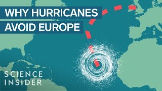 Download Why Hurricanes Hardly Ever Hit Europe Video