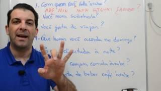 Download Perguntas em árabe (3) - Lição 56 Video