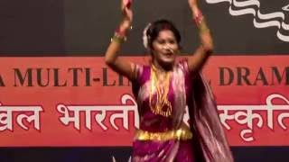 Download National Level 1st Prize winning Lavani Performance by Anamika Ahire Video