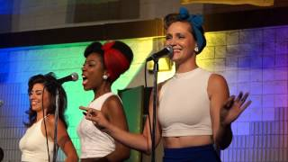 Download The Andrew Sisters - Boogie Woogie Bugle Boy - cover by the Lovettes Video