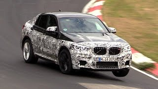 Download 2019 BMW X4 M - Exhaust SOUNDS on the Nurburgring! Video