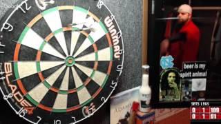 Download Rattlesnake vs The Empire -WDA Darts Video