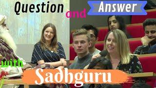 Download Sadhguru - Question and Answer - London School of Economics Video