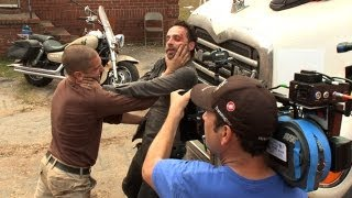 Download Rick and Shane's Fight Episode 210: Inside The Walking Dead Video