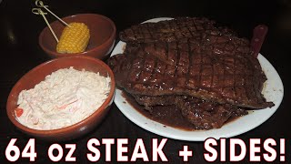 Download SPUR'S 64oz STEAK CHALLENGE RECORD!! Video