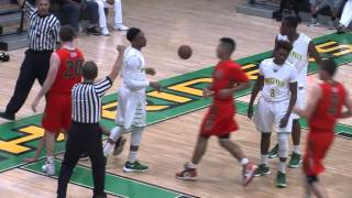 Download Roosevelt High School vs Porterville Semi-Final Basketball Game Video