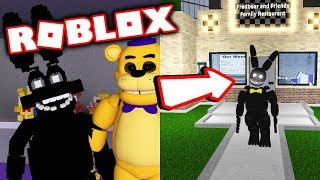 Fnaf Roblox! Playing as Ultimate Custom Night Animatronics in Roblox