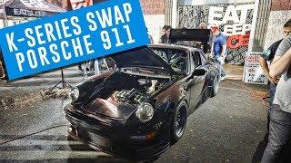 Download Honda Powered Porsche 911 (Turbo K-Series) Video