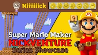 Download Nickventure - Super Mario Maker - Series Showcase Video