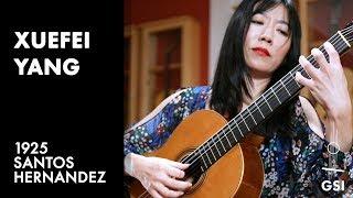 Download Xuefei Yang plays ″Eterna Saudade″ by Dilermando Reis on a 1925 Santos Hernandez Video
