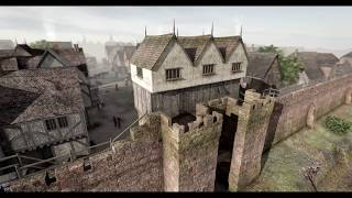 Download The Old Northgate Chester 3D Reconstruction Video