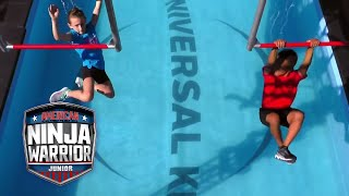 Download American Ninja Warrior Junior Qualifier EP 6 FULL OPENING CLIP | Universal Kids Video
