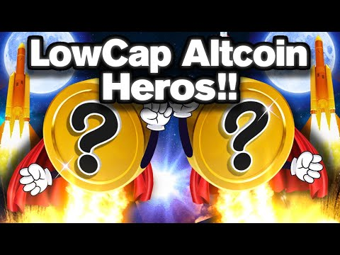 Lowcap ALTCOIN Gems To SAVE THE DAY!! Top Picks!?