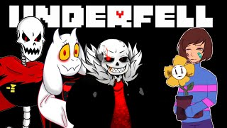 Underfell Sans | Stronger Than You | Parody Cover (3000