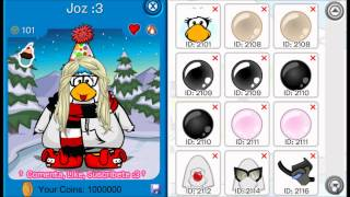 Download Codigos De Ropa Freepenguin, Cpps.me, Cp+ y Virtual Penguin 2017 Video