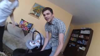 Download Powrót z noworodkiem do domu a zachowanie psa Video