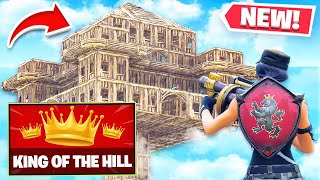 Download *NEW* KING-OF-THE-HILL v2 Custom Gamemode in Fortnite Playground Mode! (Battle Royale) Video