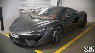 Download Life with a McLaren 540C Video