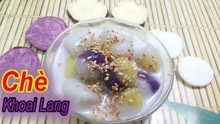 Download Cách nấu chè khoai dẻo - Nấu chè khoai dẻo theo hương vị chè Đài Loan. Video
