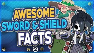Download 25 AWESOME Pokémon Sword and Shield Facts! Video