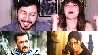 Download TIGER ZINDA HAI | Salman Khan | Katrina Kaif | Trailer Reaction Video