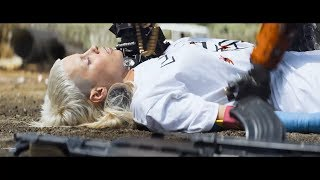 Download Chappie vs. Vincent Moore (Hugh Jackman) | Yo-Landi's Death Video