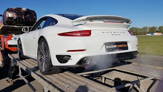 Download The FASTEST Porsche 991 Turbo in the WORLD! Video