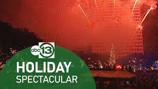 Download Reliant Lights Mayor's Holiday Spectacular kicks off season Video