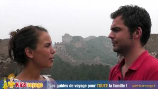 Download Kids'voyage - Trésors du globe - #12 La Grande Muraille, Chine Video