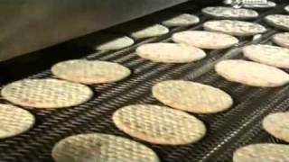 Download Production of frozen Pizza Video