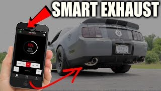 Download Best Exhaust for COPS - NEW SMART EXHAUST controlled by Phone Video