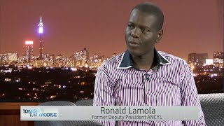 Download Former ANCYL leader, Ronald Lamola calls for Pres Zuma to step down & change in ANC leadership Video
