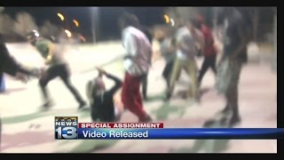Download Albuquerque Police releases skate park shooting video Video