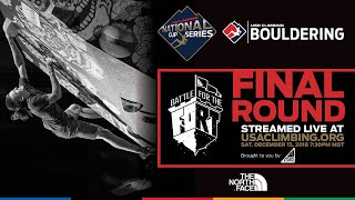 Download 2018 Battle For The Fort • USA Climbing National Cup Series • Live Stream Powered By The North Face Video
