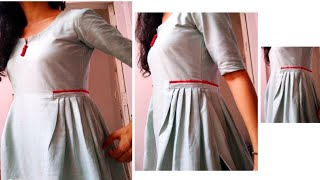 Download latest kurti design cutting and stitching very easy Video
