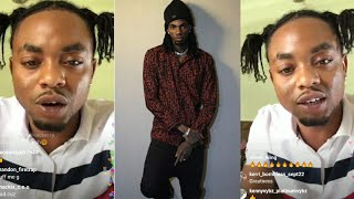 Download Rygin King Finally Addresses Alkaline Drama Says Dem / Vlogger A Put Out..Wrong News! Video