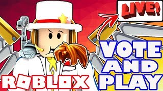 Download Roblox Live Stream - Nom Nom, Bacon Breakfast with You Guys! - Jailbreak and More - Vote on Games Video
