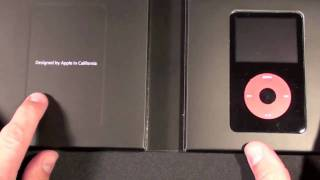 Download Apple iPod U2 Special Edition (5th Gen): Unboxing Video