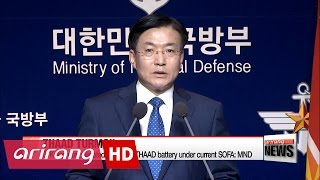 Download S. Korea maintains THAAD cost is not up for renegotiation Video