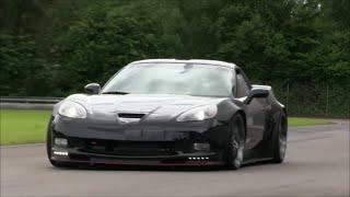 Download 920 HP Corvette ZR1 - Burnout and massive sound Video