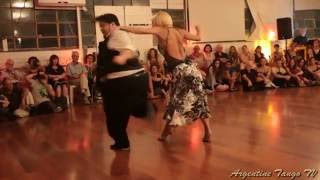 Download Alejandra Mantinan y Aoniken Quiroga (4) - 2-nd Tel-Aviv Tango Festival - 24-09-2016 Video