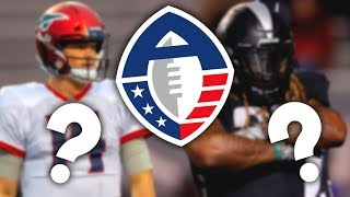 Download 10 Former NFL Players You DIDN'T KNOW are Playing in the AAF Video