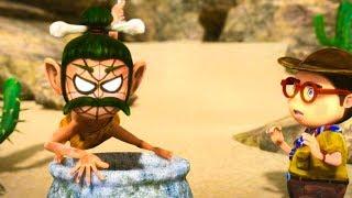 Download Oko Lele - Episode 6 - Bombastic Soup - animated short CGI - funny cartoon - Super ToonsTV Video