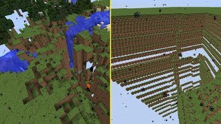 Download What Happens If Minecraft Blocks Were Affected by Gravity Video