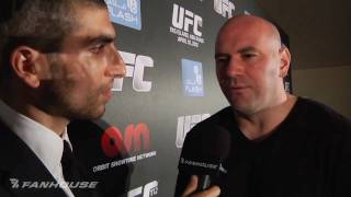 Download Dana White 'Embarrassed' by Anderson Silva at UFC 112 Video