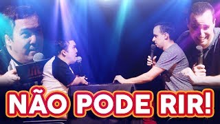 Download NÃO PODE RIR! UTC no Teatro - com Gigante Léo Video