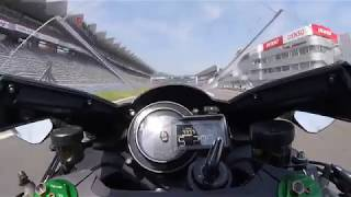 Download 2017/05/21 富士スピードウェイ Ninja H2 299km/h 6連発 Video