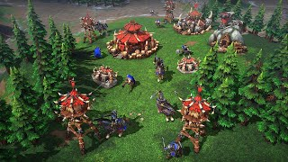 Download Warcraft III: Reforged Gameplay Trailer Video